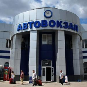 Автовокзалы Итатского
