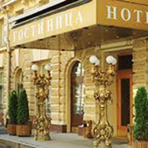 Гостиницы Итатского
