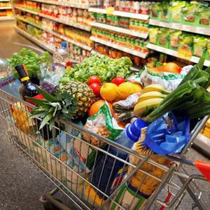 Магазины продуктов Итатского