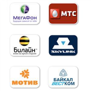 Операторы сотовой связи Итатского