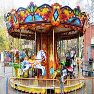 Парки культуры и отдыха Итатского