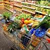 Магазины продуктов в Итатском