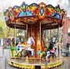 Парки культуры и отдыха в Итатском