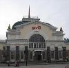 Железнодорожные вокзалы в Итатском