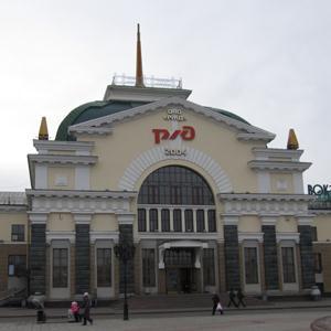 Железнодорожные вокзалы Итатского